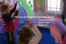 Movement / Music & Movement activities for PreK  / by Stacey Cloke Perry