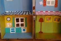 Peppa Pig's house / This is my Peppa Pig's house. I realize it for my sons