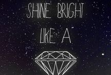 me! girly&sparkle&shine <3