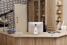 Home Office / Spacemaker design, manufacture and fit a luxury home office. Working from home shouldn't be a chore.