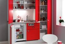 Trinette och Minikök inspiration / Köksinspiration - Med allt du behöver på en liten yta!