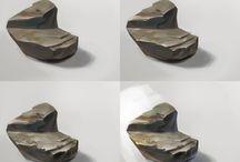 Digital Paiting Texture Inspire