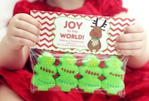 Christmas treats for wee-willi-wonkas / by GeeNeen Brown