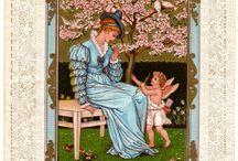 Valentines: blossom (language of flowers)