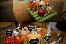 Candy-Table, Nüsse, Cracker-Bar, Cake-Bar Hochzeit