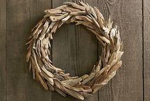 Věnce na cely rok / Věnce, wreaths