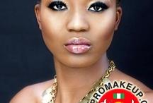 Makeup / by Preye Abaye