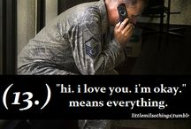 Military life <3 / by Susan Trevino