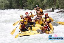 Extreme Waves Rafting 31 Luglio 2014