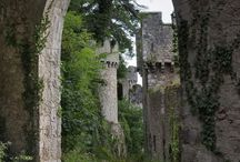 Castle Gwrych in North Wales! / Inspiration for a new novella?