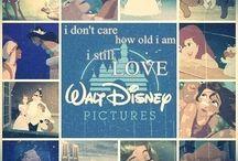 The Wonderful World of Disney / by Kyrene Denise