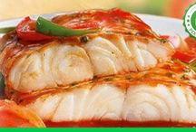 Рецепт рыбный