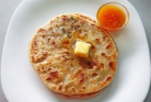 Indian Paratha Recipes / A Paratha is stuffed flat bread. It is one of the most popular breakfast treat throughout North India.