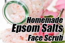 Epsom salt / by Tani M.L.