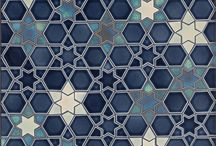 Pattern / pattern in nature, geometric pattern, quilt pattern, block pattern