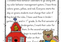 Classroom management  / by Chrissy Cox