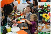 Carters Birthday Parties! / by Natasha Richard