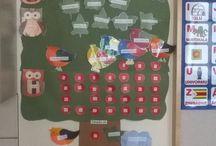 Kalenteri ryhmään