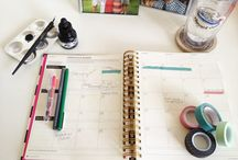 For the Planner Nerd in Me / by Elizabeth Dackson