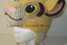 Gorros a crochet 4 / Niños