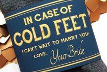 Husband pressie