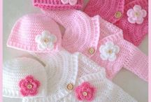 Bebés al crochet