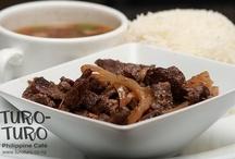 Filipino Catering Menu