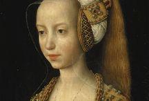 Female Portraits in Art History
