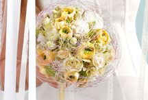 Structure tutorial for bouquets / Create an ornamental structure for bouquets