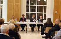 Colloques / L'Institut pour la Justice va à la rencontre de ces sympathisants régulièrement: tour de France, conférence, débats publics...