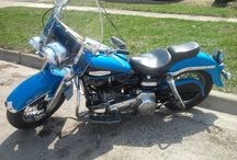 Harley Davidson Motorcycles and Custom Choppers / by Bambi Olson