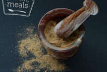 Recipes: Spices and Rubs