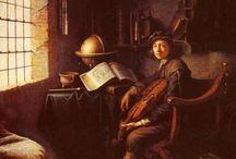 Malíři Gerrit Dou