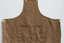 Linen Cotton Leather / All things made from linen, cotton and leather