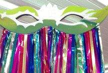 Máscaras y Carnaval