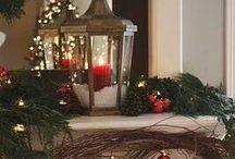 Рождественские фонари