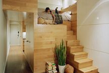 Small Spaces / by Anne