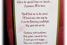Remembering my mom / I lost my mother Dec 29 2010 we miss her very much. She was the heart of our family. / by Donna Gallup