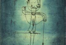 Paul Klee / by Scott Zagar