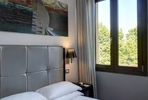 Rooms & Suites / Our very romantic rooms and suites in the most secluded spot in Sant'Elena island in Venice