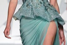 FASHION Abed Mahfouz / Lebanese Fashion Designer