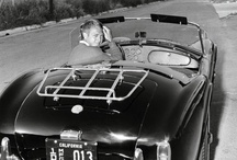 Famous Rides / Famous people and their famous cars and motorcycles.  / by Derelict Garage