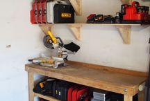 DIY and garage stuff
