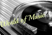 World of Music / Music speaks what cannot be expressed..soothes the mind and gives it rest...heals the heart and makes it whole..flows from heaven to the soul. <3