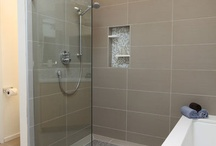 Ella's bathroom / by Brandee Hammett