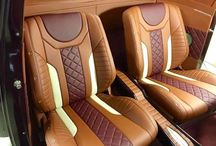 Car interiors I'd like to have.