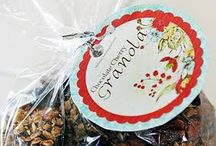 Gifts to Gobble up..yum yum / by Kathleen King-Reeves