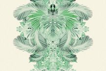 Graphic Designer Ricardo Garcia / Graphic Design, Typography, Poster Design, Summer Inspiration h-a-l-e.com   #30DaysOfSummer