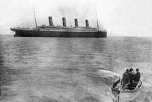 history: R.M.S Titanic.
