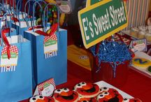 Sesame Street party / by Forever44 Sweet Creations & More